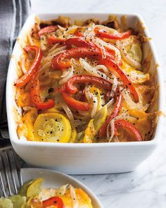 Southwest Squash Casserole, For 12 People Healthy Dinner Ideas for Delicious Night & Get A Health Deep Sleep Gourmet Recipes, Mexican Food Recipes, Low Carb Recipes, Vegetarian Recipes, Cooking Recipes, Healthy Recipes, Dinner Recipes, Healthy Foods, Cooking Steak