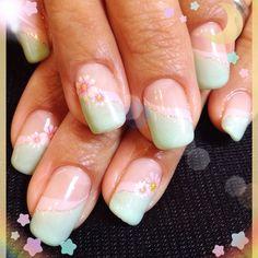 """#nail #nails #nailart #nailist #nailswag #naildesign #nailstagram #naildeuxprier #nailartdesigns #gel #gelart #gelnail #geldesigns…"""