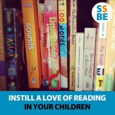 Read these tips to encourage early literacy and instill a love of #reading http://sleepingshouldbeeasy.com/2012/09/10/instill-love-reading/