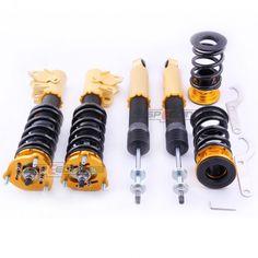 High Performance 06-11 Honda Civic FG1 FG2 24 Ways Adjustable Coilover / Shock Absorber