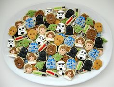 My Little SW Family! by SweetSugarBelle, via Flickr