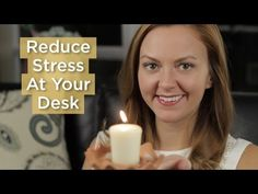 Take a few minutes now to find a quiet spot and get comfortable, because in today's episode of She Takes on the World TV, I'm going to share with you three very quick meditations that you can do right at your desk at any point throughout the day when you're feeling stressed or just need to power up your productivity. These are super-easy to do, but if you do them regularly, you'll notice a HUGE improvement in how you feel while you work! #meditation #stressless