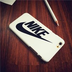 """Nike Handy-Cover """"Just do it Soft Case"""" für Apple iPhone 5/5s, iphone 6 iphone 6 plus"""