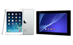 Sony Xperia Z2 Tablet vs Apple iPad Air: Full Out Tablet Comparison