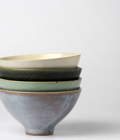 Ceramic Rice Bowl by Sゝゝ - Analogue Life If I had a million dollars...