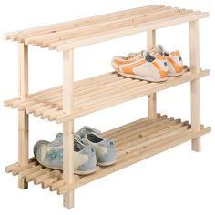 Стеллаж для обуви,  дерево LKF от производителя Zeller