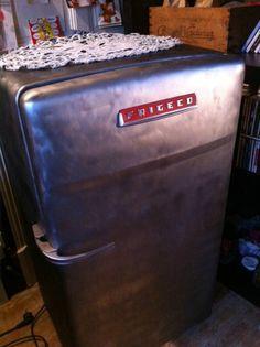 frigeco uit 1956 waanzinnige vintage meubel.