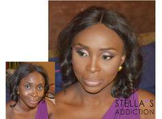 Stella's Addiction: Work: Red Carpet Ready: Onyi's Makeover
