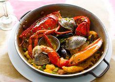 Succulent Seafood Seafood Company, Ratatouille, Paella, New England, Ethnic Recipes