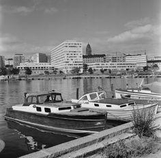 Helsinki, Cabin Cruiser, Wooden Cabins, Old Pictures, Finland, New York Skyline, Jazz, Nostalgia, The Past