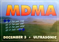 MDMA : Saturday, 3 December 1994 It's December, Free Mind, Raves, Flyers, Sydney, Memories, Awesome, Party, Memoirs