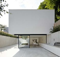 The Garden House :: De Matos Ryan Architects