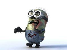 Zombie Minion!!!!