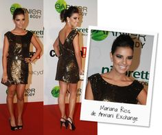 Mariana Rios - Prêmio Contigo! de TV #Brazilian