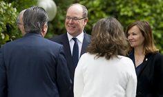 Alberto de Mónaco inaugura en nuestro país su fundación en defensa del medio ambiente