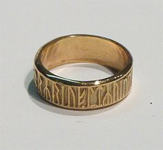 ♔ North : Rune Ring