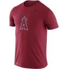 Nike Men's Los Angeles Angels Dri-FIT Red T-Shirt - Dick's Sporting Goods