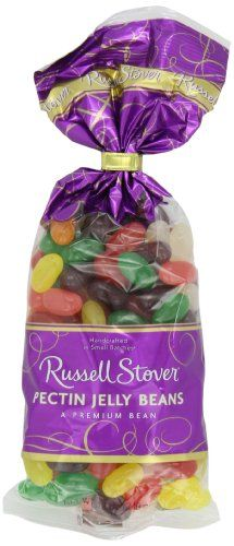 Russell Stover Pectin Jelly Beans, Bags (Pack of Jelly beans aren't just for Easter anymore. Our Jelly Beans are just the right texture and come in a rainbow of classic colors and flavors. Made with real fruit pectin. Chocolate Rocks, Chocolate Babies, Melting Chocolate, Jelly Bean Image, Candy Buffet Supplies, Jelly Bean Flavors, Russell Stover, Easter Candy, Jelly Beans