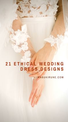 Discover the dress of your dreams from this selection of 21 curated ethical wedding dresses #wedding #weddingdresslace #bohoweddingdress #bohowedding #weddinginspiration #ethicalfashion #ethicalwedding Wedding Dress Styles, Boho Wedding Dress, Designer Wedding Dresses, Hippie Style, Hippie Boho, Bridal Musings, Wedding In The Woods, Ethical Fashion, Wedding Inspiration