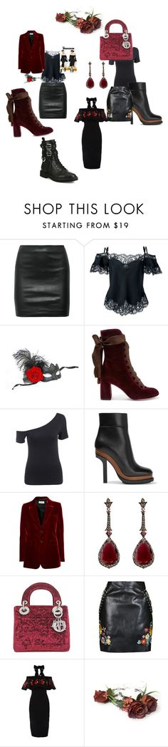 """""""1 2 3 times"""" by blankakvas ❤ liked on Polyvore featuring The Row, Givenchy, Masquerade, Chloé, Marni, Yves Saint Laurent, Annoushka, Christian Dior, Topshop and Temperley London"""