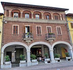 CIRIE' (Piemonte) - Via Vittorio Emanuele II - by Guido Tosatto