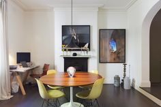dining table and working desk