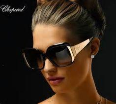 lunettes de soleil femme chopard -