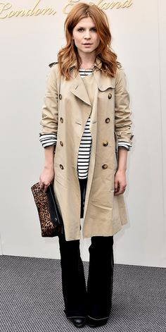 5 TrésChic Waysto Dress Like a French Girl - Clémence Poésy  - from InStyle.com
