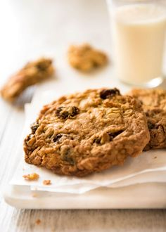 The best Oatmeal Raisin Cookie recipe ever!! These cookies are extra moist, soft & chewy! A tried, tested and perfected America's Test Kitchen recipe.