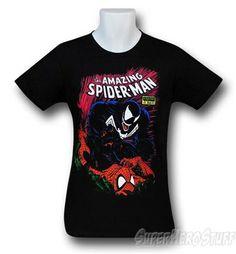 http://www.superherostuff.com/spiderman/t-shirts/spiderman-316-venom-cover-30-single-t-shirt.html?itemcd=tsspdmnvnm316