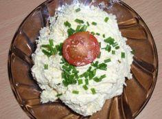 Recept Vajíčková pomazánka s hořčicí Dairy, Pudding, Cheese, Cake, Desserts, Food, Tailgate Desserts, Deserts, Food Cakes