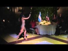 Presidente Obama dançando Tango na Argentina