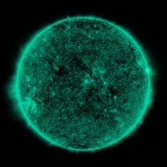 animation of SDO observations of lunar transit