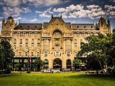 The Gresham Palace is an Art Nouveau landmark that the luxurious Four Seasons Hotel calls home. Opened in 2004, the Hotel is Trip Advisor's 2015 Travelers' Choice winner.