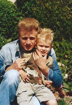 mimi et son papa