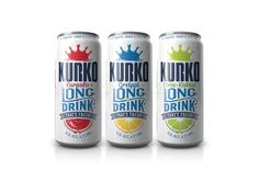 Kurko Long Drink on Packaging of the World - Creative Package Design Gallery
