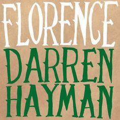 Darren Hayman Florence Vinyl LP