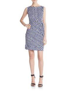 DIANE VON FURSTENBERG New Della Dress. #dianevonfurstenberg #cloth #dress