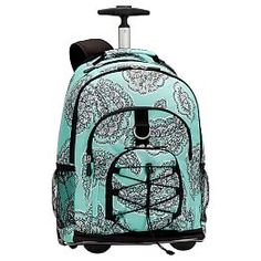 Discover all types of teen bags and luggage to fit your needs. Shop Pottery Barn Teen's travel + school bags including duffle bags, backpacks, lungs bags, beach totes and more. Pb Teen, Rolling Backpack, Bags For Teens, Best Build, Pottery Barn Teen, Backpacking Gear, Id Holder, School Bags, Luggage Bags