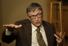http://www.tsu.co/TRANVANHAO Bill Gates Expected to Create Billion-Dollar Fund for Clean Energy  http://ouo.io/ZIP8E