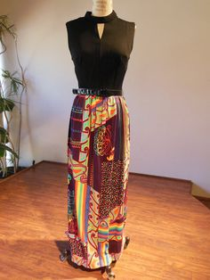 70's maxi dress by SisterScissors on Etsy, $40.00