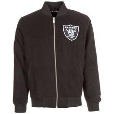 New Era Bomberjacke »Nfl Team App Melton Oakland Raiders Bomber« für 99,95€. Warmer Tragekomfort, National Football League, Oakland Raiders Fanwear bei OTTO