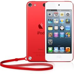 If Santa doesn't have a limit, this is on my Really really want list:   iPod touch -RED 64GB $399.99