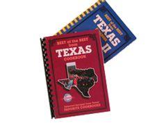 Best of Texas I Cookbook