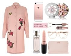 """set for summer 2017"" by medvedevalala on Polyvore featuring мода, River Island, Various Projects, Chloé, MAC Cosmetics, Ted Baker, Calvin Klein, Guerlain и Maybelline"