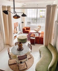 Home Decor Inspiration .Home Decor Inspiration Living Room Decor, Living Spaces, Living Rooms, Green Velvet Sofa, Green Sofa, Lofts, Cozy House, Home And Living, Modern Living