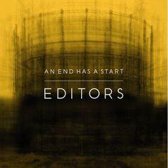 Editors - The End Has a Start by Idris Khan - #Album #CD #Cover