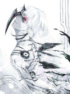 痛是會改變人的 Tokyo Ghoul