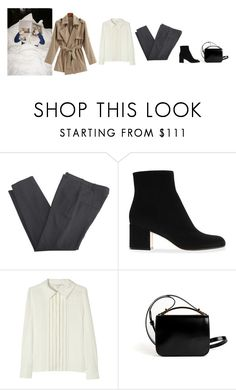 """""""Winter"""" by adrianaruz ❤ liked on Polyvore featuring Chloé, Marc Jacobs and Givenchy"""