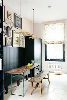 The Notting Hill home of designer Matilda Goad
